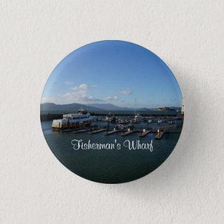 San Francisco Pier 39 #9 Pinback Button