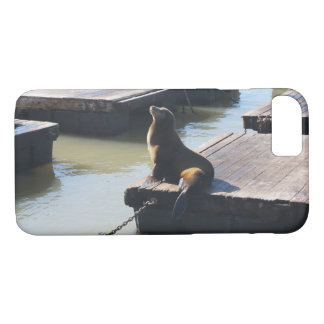 San Francisco Pier 39 Sea Lion #2 iPhone 8/7 Case