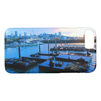San Francisco Pier 39 Sea Lions #5 iPhone 8/7 Case