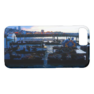 San Francisco Pier 39 Sea Lions #6 iPhone 8/7 Case