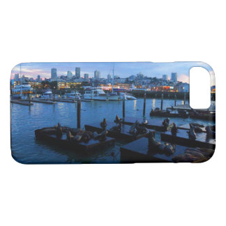 San Francisco Pier 39 Sea Lions #7 iPhone 8/7 Case