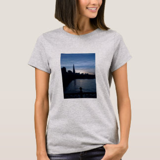 San Francisco Pier at Sunset T-Shirt
