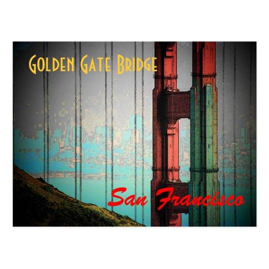 San Francisco Postcard - Customized