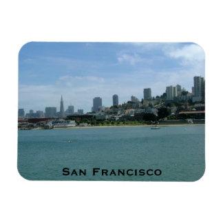 San Francisco Rectangular Magnet
