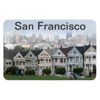 San Francisco Premium Magnet! Rectangular Photo Magnet