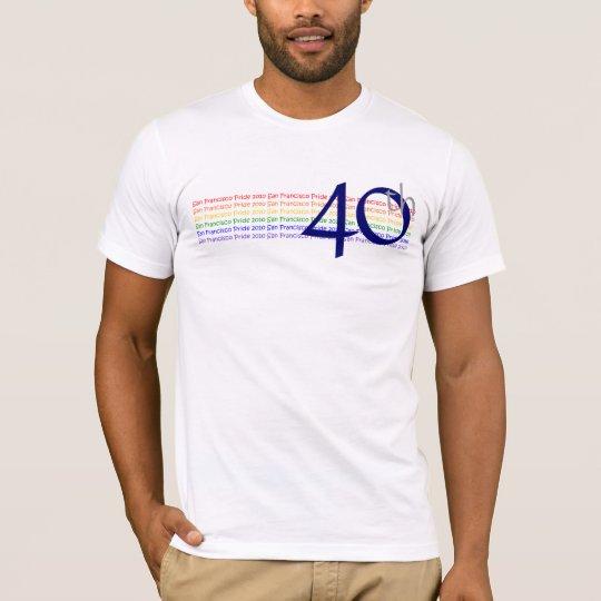 San Francisco Pride 2010 T-Shirt