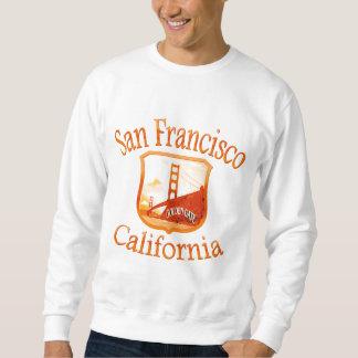 San Francisco Red Yellow Sweatshirt