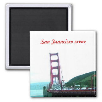 San Francisco scene magnet