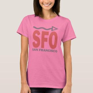 San Francisco SFO T-Shirt
