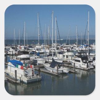 San Francisco Ships #2 Stickers