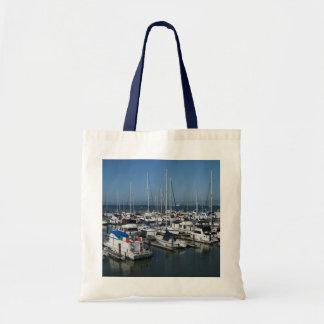 San Francisco Ships #2 Tote Bag