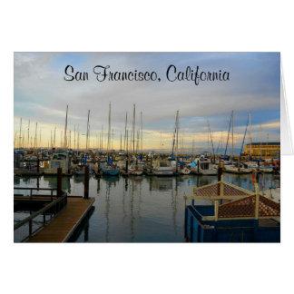 San Francisco Ships #3-2 Card