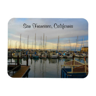 San Francisco Ships #3-2 Magnet
