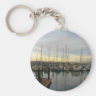 San Francisco Ships #3 Keychain