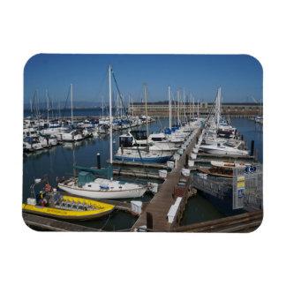San Francisco Ships Magnet