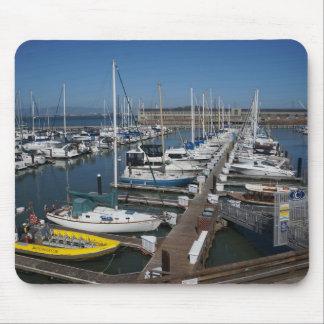 San Francisco Ships Mousepad