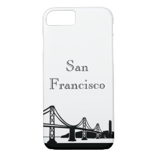 San Francisco Silhoutte Phone & Ipad Cases