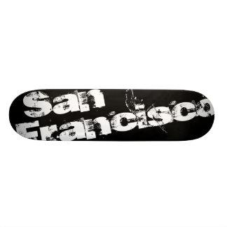 San Francisco Skateboard Decks