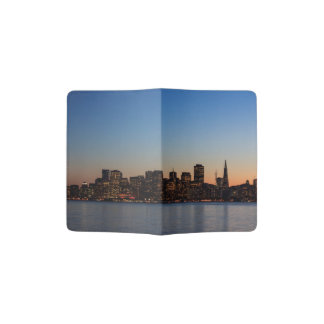 San Francisco Skyline at Sunset Passport Holder