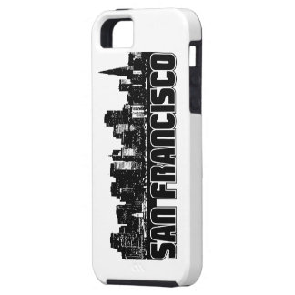 San Francisco Skyline Case For The iPhone 5