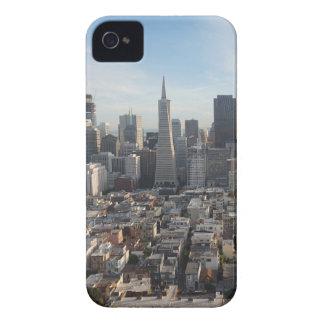 San Francisco Skyline Panorama iPhone 4 Case