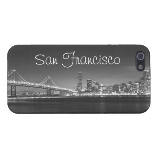 San Francisco Skyline Photo Case For iPhone 5/5S