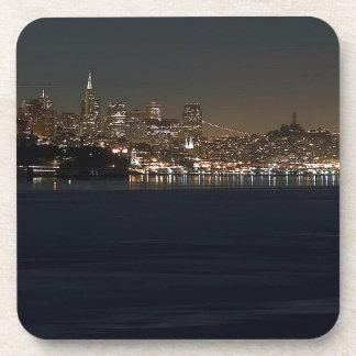 San Francisco Skyline Seen From Across The Bay Coasters