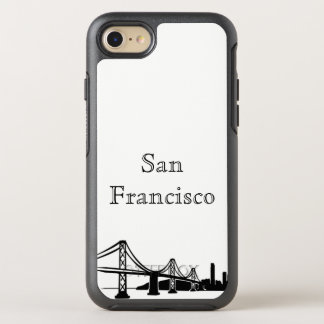 San Francisco Skyline Silhouette Case