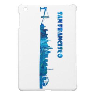 San Francisco Skyline Silhouette Case For The iPad Mini