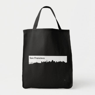 San Francisco Skyline Tote