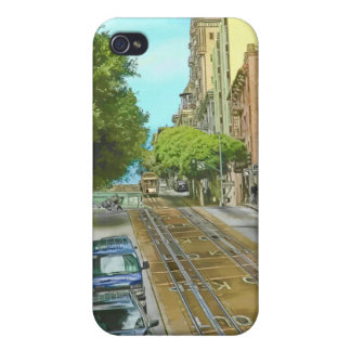 San Francisco Street iPhone 4/4S Cover