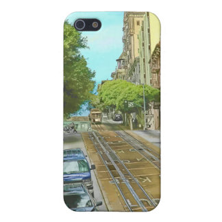 San Francisco Street iPhone 5 Cases