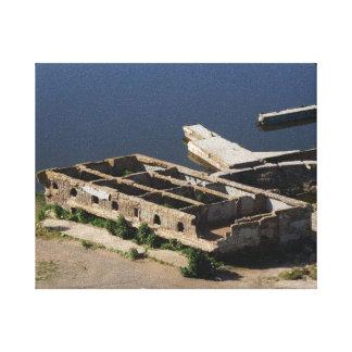 San Francisco Sutro Baths Ruins #2 Canvas
