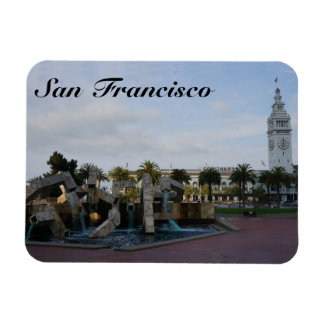 San Francisco The Embarcadero Magnet
