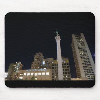 San Francisco Union Square #2 Mousepad