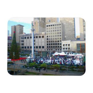 San Francisco Union Square #5 Magnet