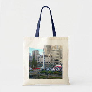 San Francisco Union Square #5 Tote Bag