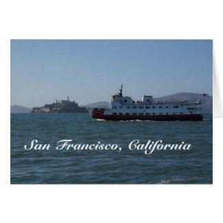 San Francisco Zalophus Ship Card