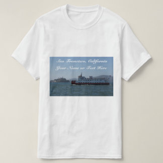 San Francisco Zalophus Ship T-shirt