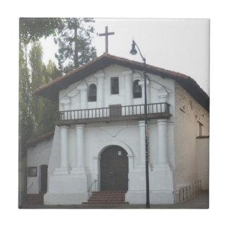 San Francisco's Mission Dolores Tile