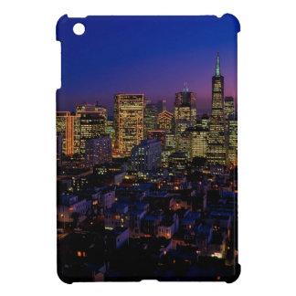 San Fransico Nighjt Skyline iPad Mini Covers