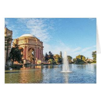 San Fransisco Palace of Fine Arts Card
