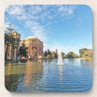San Fransisco Palace of Fine Arts Coaster