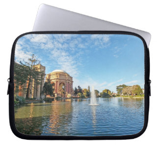 San Fransisco Palace of Fine Arts Laptop Sleeve