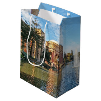 San Fransisco Palace of Fine Arts Medium Gift Bag