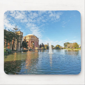 San Fransisco Palace of Fine Arts Mouse Pad