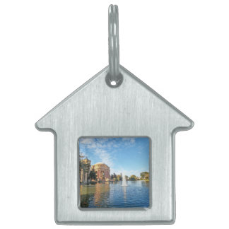 San Fransisco Palace of Fine Arts Pet Tag