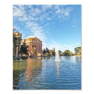 San Fransisco Palace of Fine Arts Photo Print