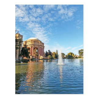 San Fransisco Palace of Fine Arts Postcard