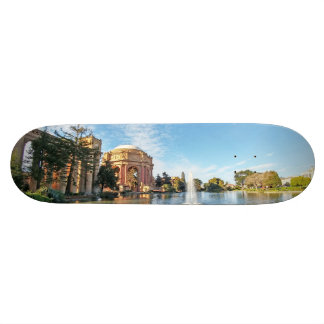 San Fransisco Palace of Fine Arts Skateboard